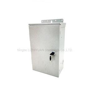 La coutume des séries de cas d'électricité, extincteur, Sound Box