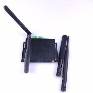Il router senza fili/DTU di industria dell'interno di 4G WiFi supporta LAN/RS232/RS485