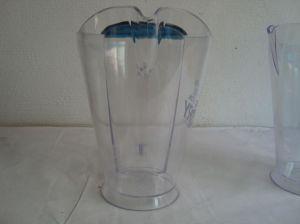 Pichet avec tube à glace pour boire