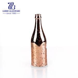 Bottiglia di vetro decorativa del regalo di vetro (GB46230400-P1)