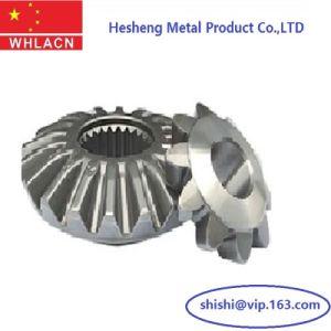 CNCの機械化を用いる投資鋳造の機械コンポーネント
