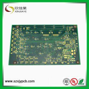 Mehrschichtiges Immersion Gold Board für Computer