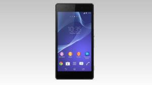 2014 Sale caldo Original Brand 5.2 Inch Z2 3G Smartphone