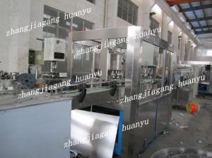 알루미늄 터지 상단은 채우는 선, 생산 라인을 통조림으로 만드는 맥주 캔 선 할 수 있다