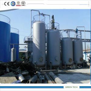 20 toneladas de óleo de motor usado regenerar plantas de refinação