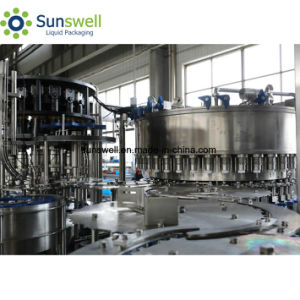 12, 000bph-36, 000bph 500ml Blowing-Filling-Capping Combiblock