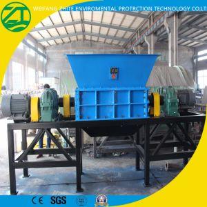 매트리스 거품을%s 가구 슈레더 기계 또는 나무 깔판 또는 두 배 샤프트 또는 타이어 슈레더