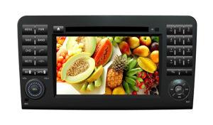 벤츠 Ml350 (TS7737)를 위한 GPS를 가진 접촉 스크린 차 DVD 플레이어
