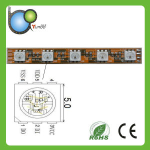 LED Digital Strip Light SMD5050 RGB mit IS Aufbauen-in