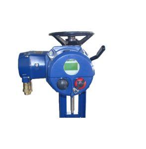 Atuador elétrico linear aplicável para o mundo da Válvula de Controle