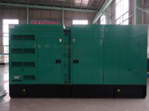 판매 - 강화되는 Cummins를 위한 200kw Genset 발전기 (NT855-GA) (GDC250*S)