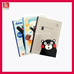 Neuester Entwurf für Papiernotizbuch-Bindung-Notizbuch (dh-3)