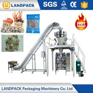 Körnchenvakuumverpackungsmaschine für Erdnuss-/Melassen-Tabak-Gemüse