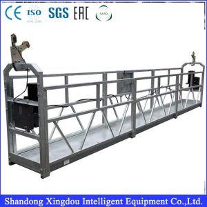 El uso de la construcción de la plataforma aérea Zlp plataforma de trabajo