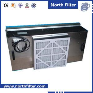 Unidad de filtro de ventilador sin Clapboard