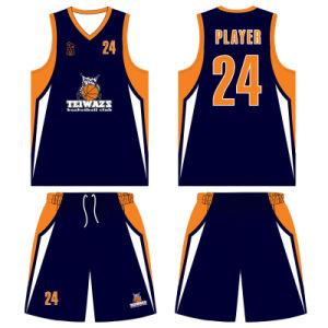 4adf2d7e Los hombres personalizados sublimación uniforme para los equipos de  baloncesto
