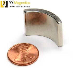 Strong неодимовый магнит электродвигателя Arc для продажи