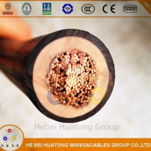 Резиновой изоляцией и пламенно тепловоза Dlo кабель