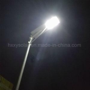 Bester Preis IP65 3 Jahre der Garantie-40W alle in einem Solarstraßenlaternemit CCTV-Kamera