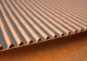 Face única linha de produção de papelão ondulado (QDWJ-C1320)