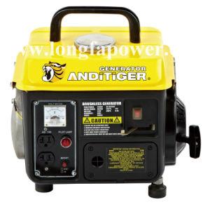 400W de draagbare Kleine MiniGenerator 950type van de Benzine van de Benzine voor Licht