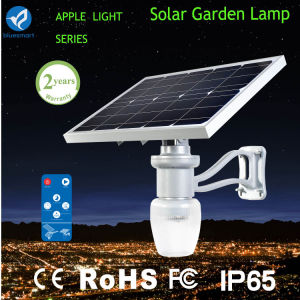 2017 IP65 LED Street солнечного света в саду