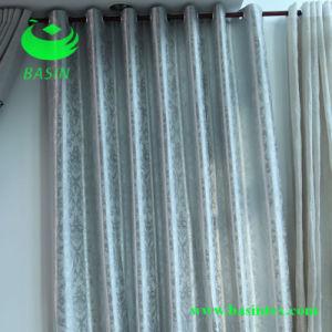 De elektriciteitspanne In reliëf gemaakte Stof van het Gordijn (BS3201)