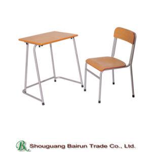 金属Frame School DeskおよびChair