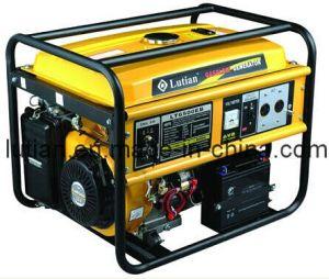 Benzina Generator Series 3.2kw-6kw con CE