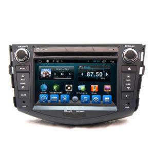 nel BACCANO Radio Receiver DVD GPS Central Multimedia Toyota RAV4 di Car