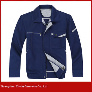 재킷 공급자 (W136)를 일해 주문을 받아서 만들어진 좋은 품질 남자 여자