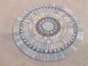 De natuurlijke Tegels van het Mozaïek van de Lei voor Bevloering (sss-68)