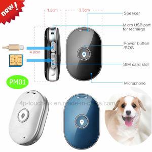 Chien/chat Anti-Lost GPS tracker appareil étanche avec Security-Fence Pm01