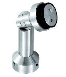 Conector de canto de vidro para parede de aço inoxidável (FS-873)