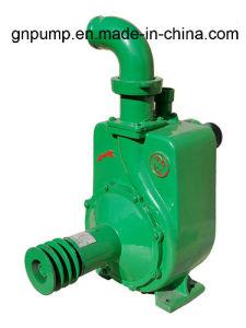 Moteur diesel trois pouces d'irrigation de la pompe à eau pour irrigation 80ZB-70