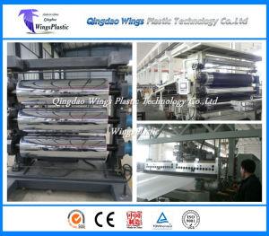 PE PP PS La ligne de production de feuilles, feuille de plastique de la machine / d'extrusion extrusion de la machine
