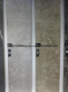 建築材料の磁器のタイルの無作法な大理石の石造りの床のマットのタイル