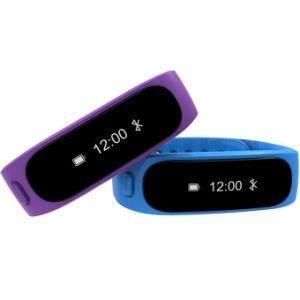 Relógio esperto do esporte impermeável de Bluetooth do bracelete do podómetro da natação (DC-1085)