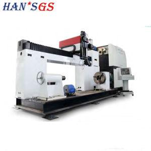 Reparação do revestimento interno de laser 4KW 6 kw de revestimento de laser do Eixo do Motor