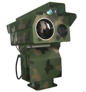 Multi-Sensor van de lange Waaier de Camera van Thermal&Laser van het Toezicht van de Veiligheid