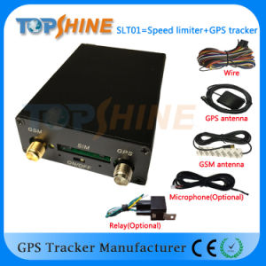 GPS van het Double Speed Limited Voertuig van de Brandstof Controlerende Drijver