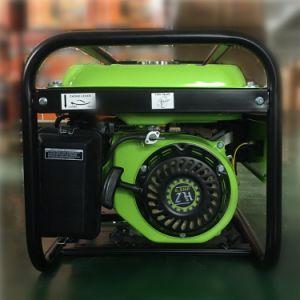力値2kwガソリン発電機5.5HP Ohvマニュアル