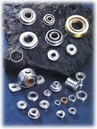 Rolamento de aço para a exposição do obturador