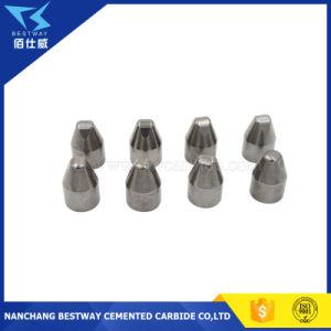 Bk6/Bk8 Hartmetall-Tasten-Einlagen für Bohrung und Erdölindustrie