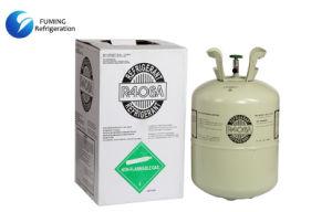Pureza elevada R406um gás refrigerante de HCFC em 13,6 kg cilindro descartáveis