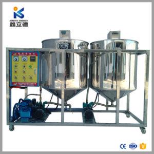 De Kleine Apparatuur van uitstekende kwaliteit van het Bleken van de Tafelolie van de Capaciteit Plantaardige, Eetbare Palmolie raffineerde Gebleekte Machines