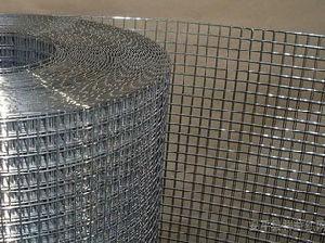 SUS304によって溶接される金網