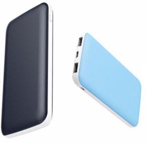 Banco de potencia con alta capacidad cargador USB cargador portátil cargador de teléfono móvil (QT3).
