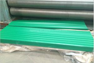 Acciaio di PPGI/strato ondulati tetto ferro/del metallo nel colore di Ral