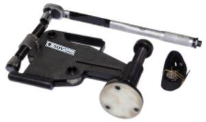 4 ton de capacidade integrada de ferramentas de alinhamento de flange esquerdo